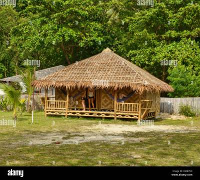 Bungalow Resort On Beach Ko Stock Photos & Bungalow Resort ...
