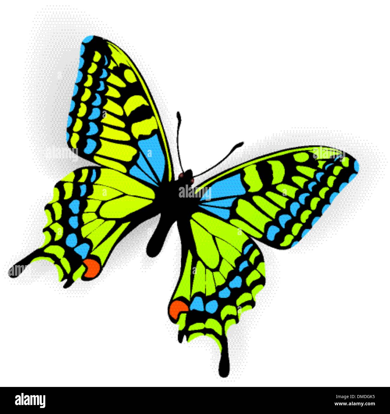 Butterfly Clip Art High Resolution Stock Photography And Images Alamy
