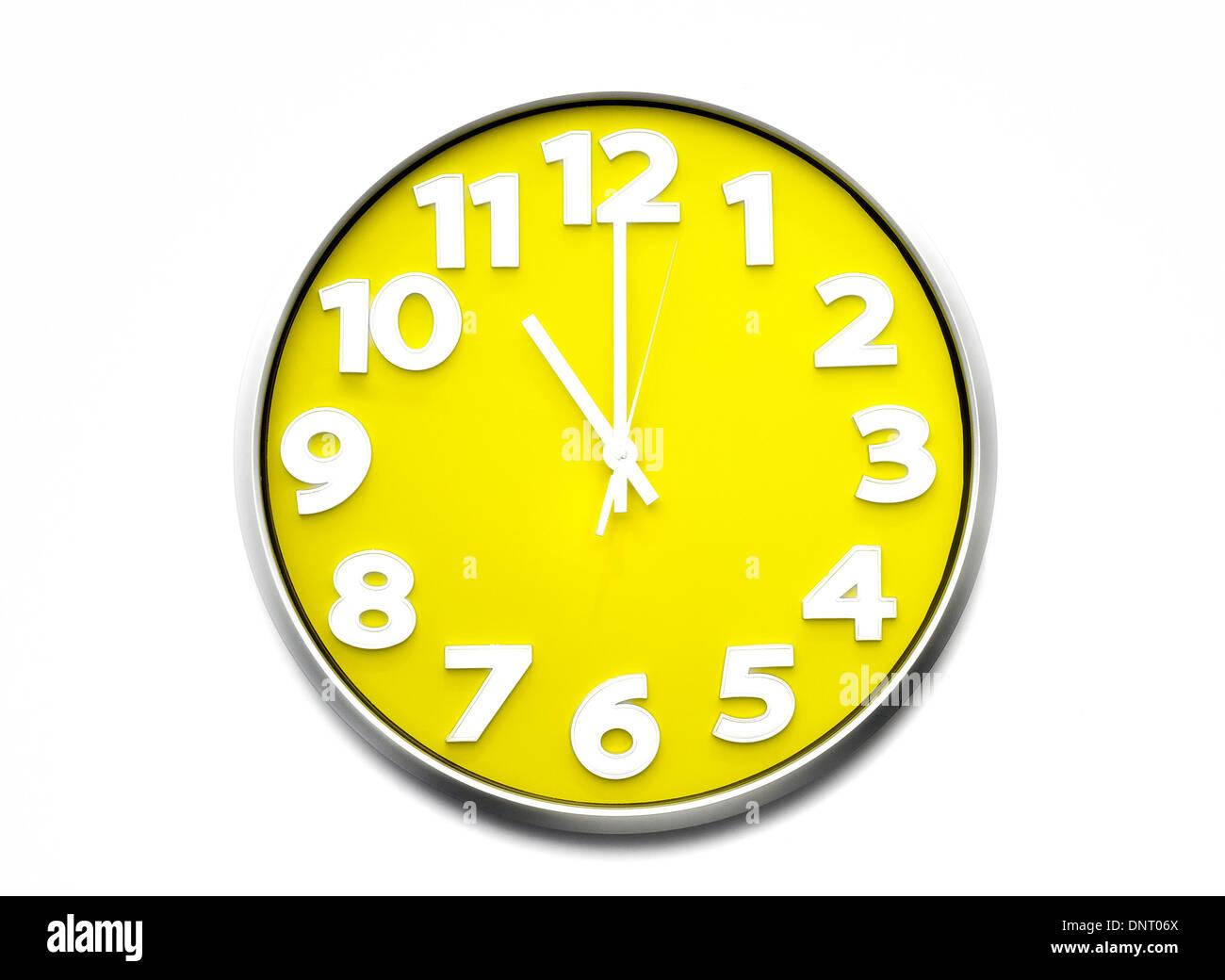 Minutes Past Nineteen Oclock