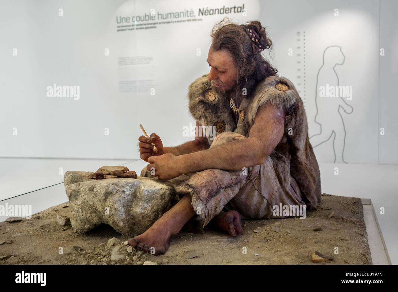 Palaeolithic Man Stock Photos Amp Palaeolithic Man Stock