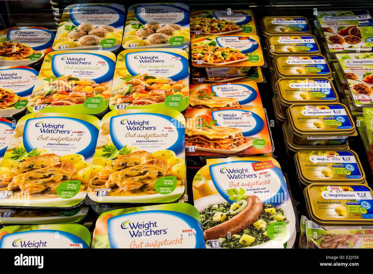 Where Buy Weight Watchers Food