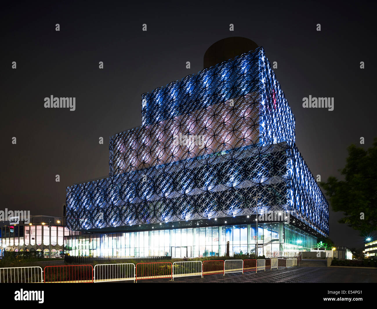 Library Of Birmingham Birmingham United Kingdom