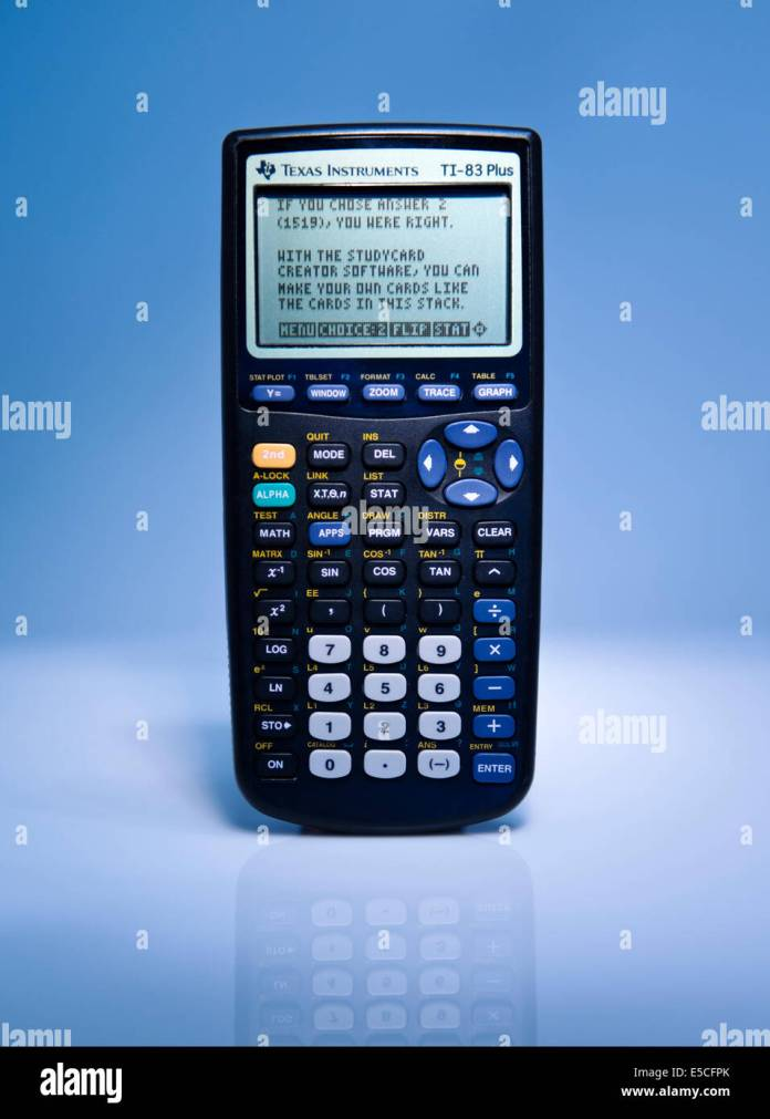 Texas Instruments High Resolution Stock Photography And Images Alamy
