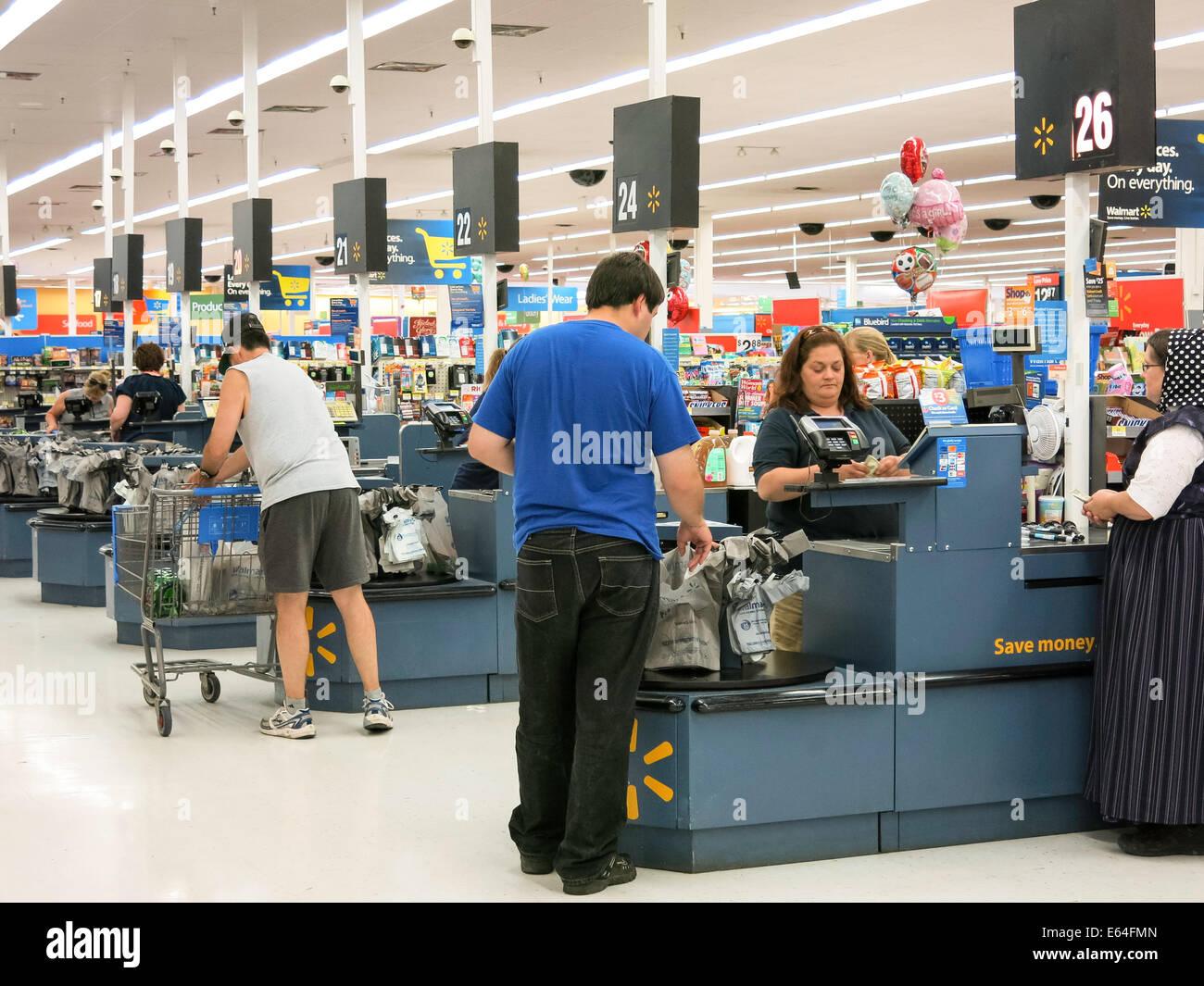 Check Walmart Store Stock