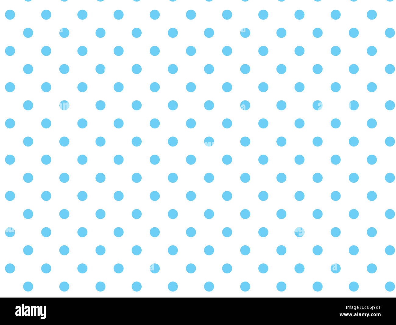 White Background With Blue Polka Dots Jpg Stock Photo