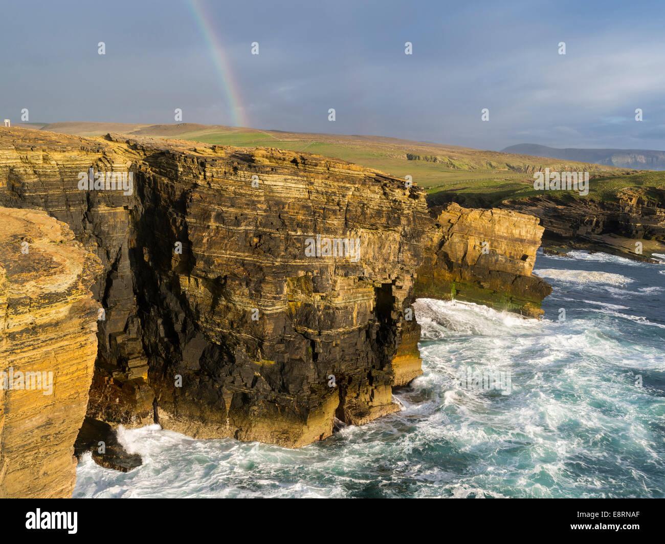 Weather Orkney Scotland