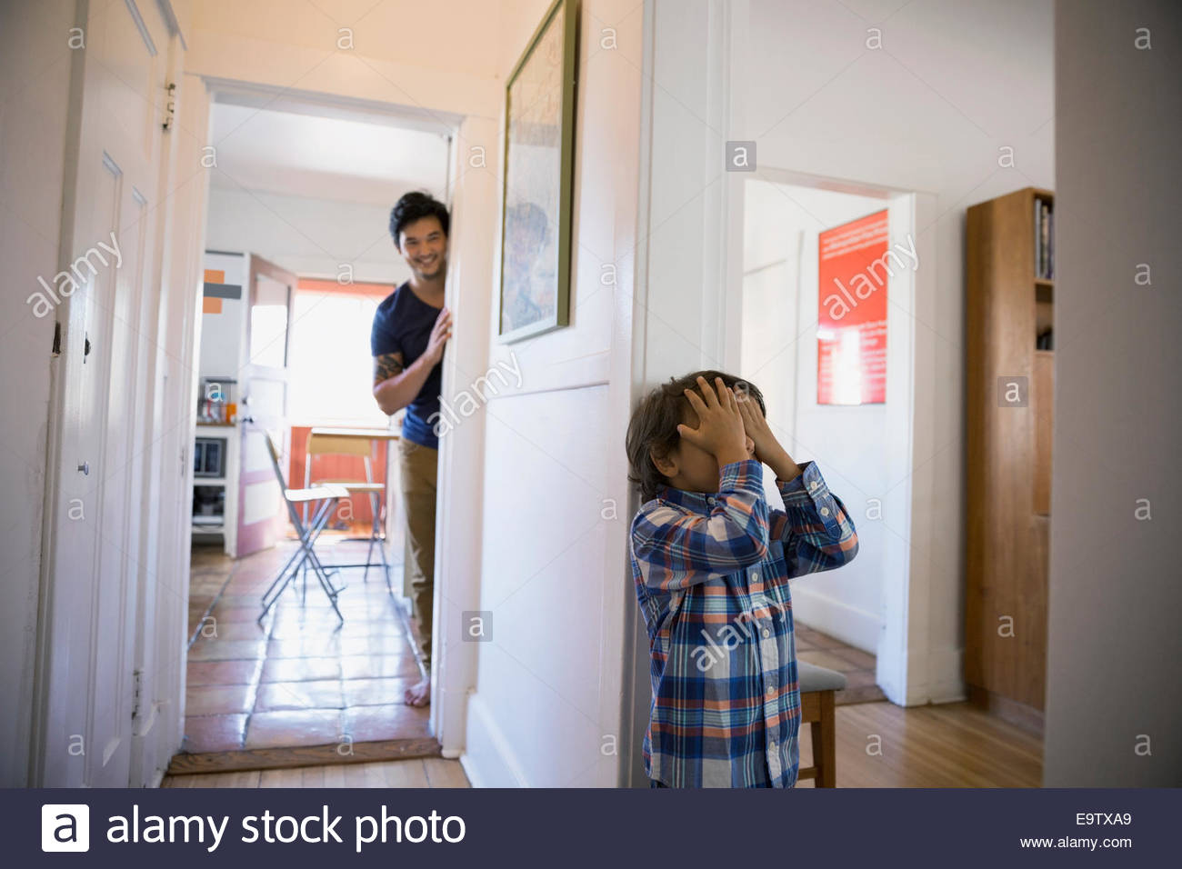 Hide And Seek Stock Photos Hide And Seek Stock Images Alamy