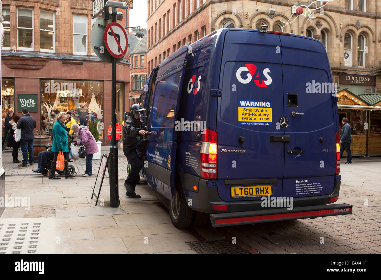 G4s Armed Transit Protection Officer