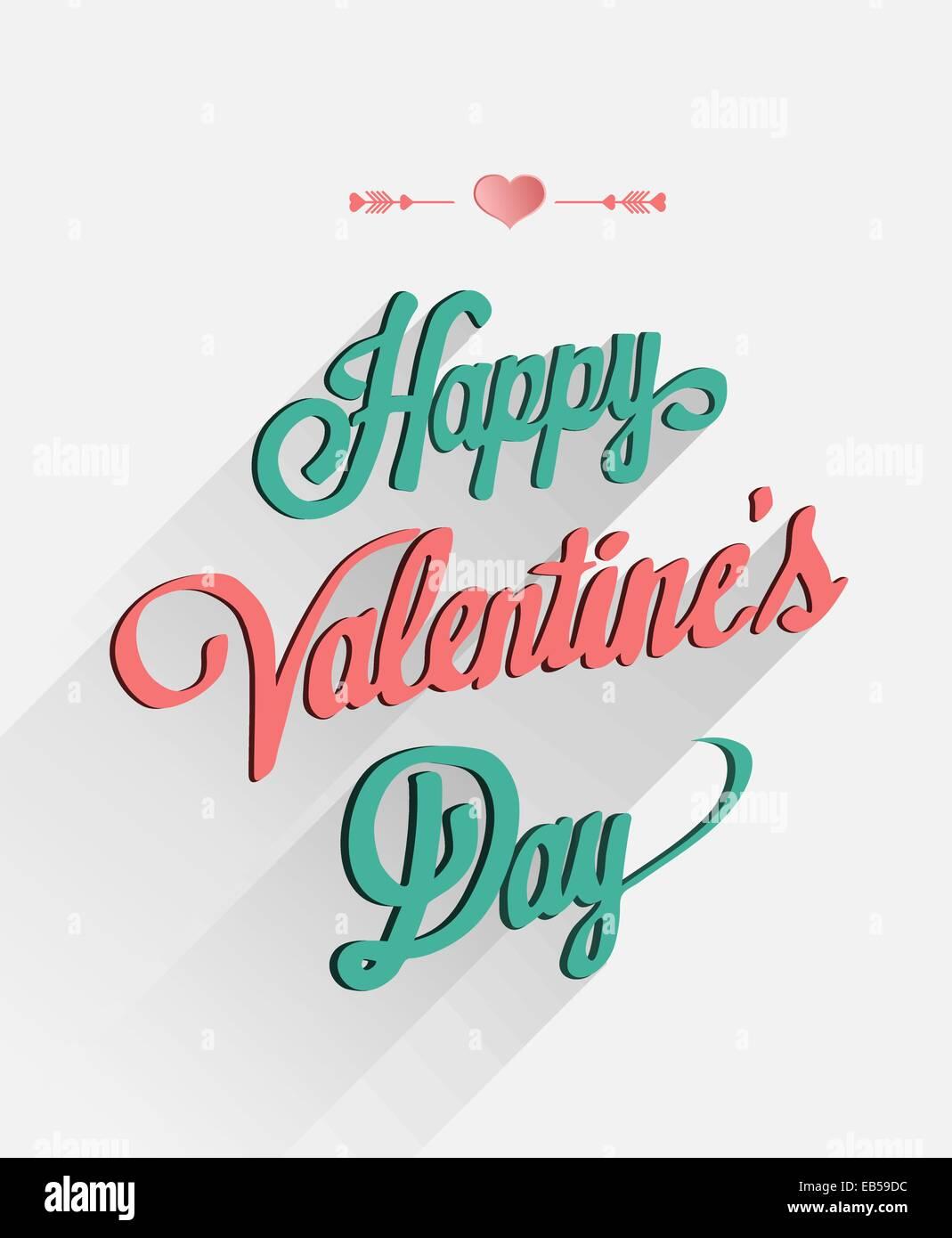 Happy Valentines In Cursive