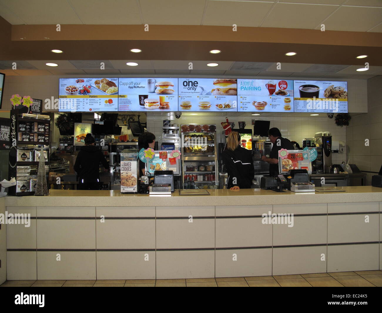 Largest Fast Food Chain