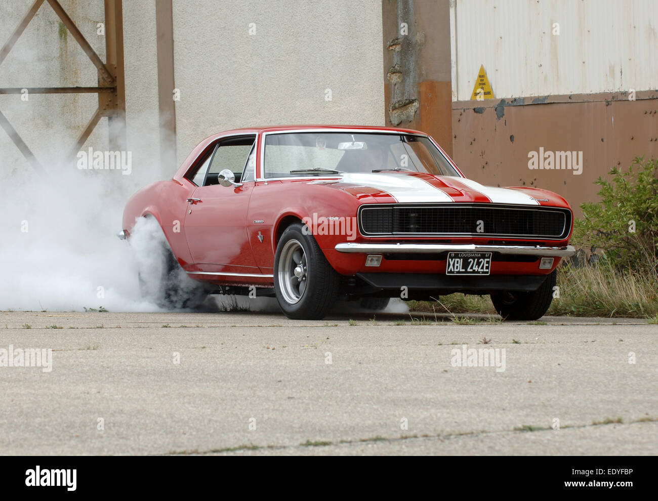 American Racing Burnout Wheels