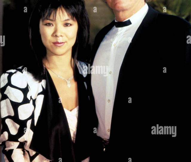Michele B Chan Marjoe Gortner American Ninja 3 Blood Hunt 1989