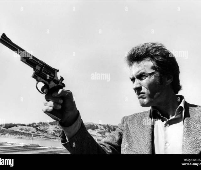 Clint Eastwood Magnum Force Dirty Harry 2 Magnum Force 1973