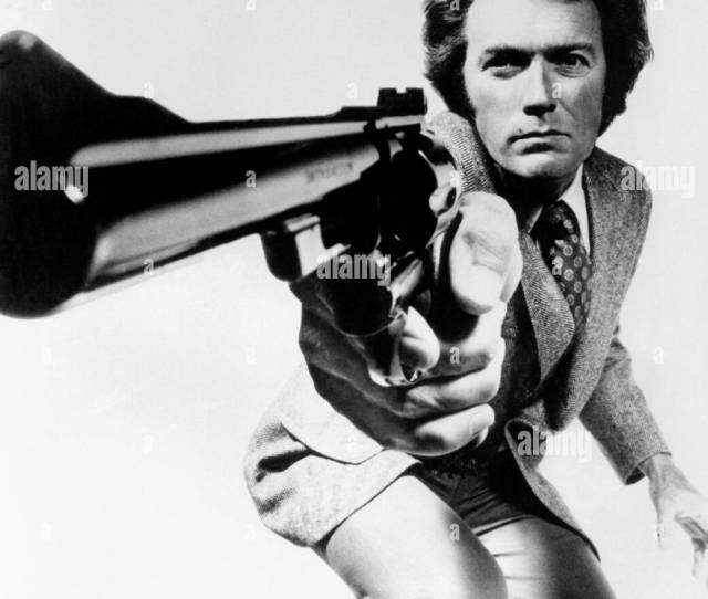 Clint Eastwood Magnum Force Dirty Harry 2 Magnum Force 1973 Stock