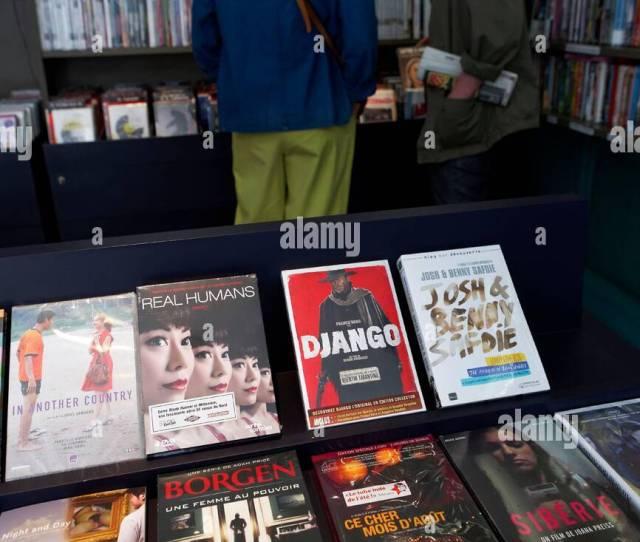 France Paris Dvd Store Potemkine