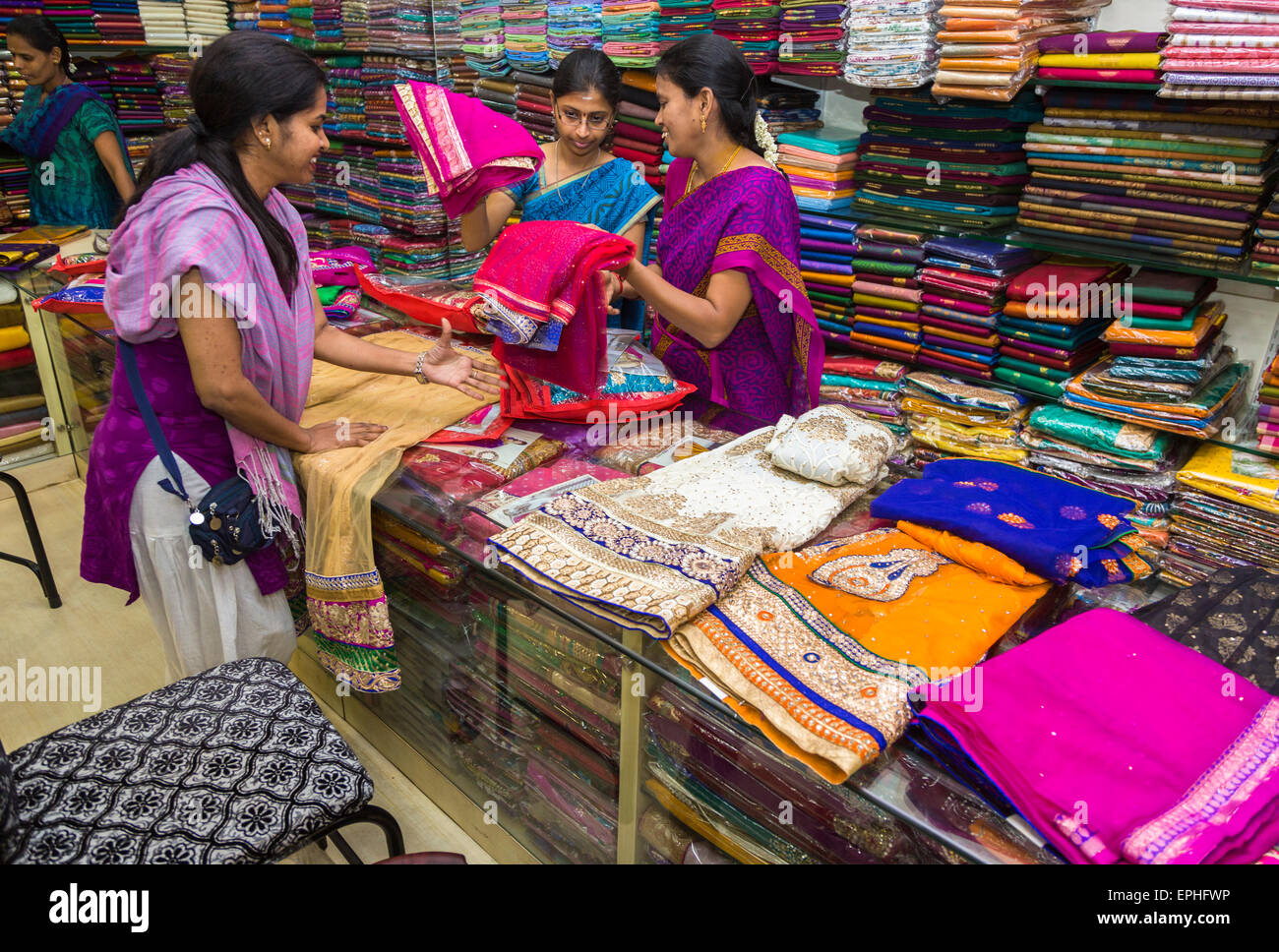 Indian Fabric Store