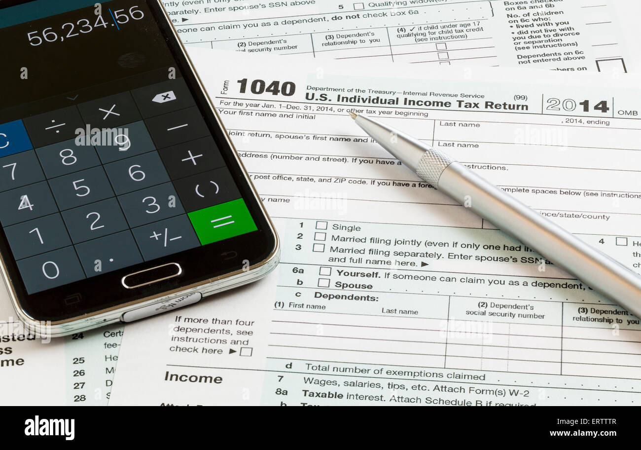 Irs Forms Stock Photos Amp Irs Forms Stock Images