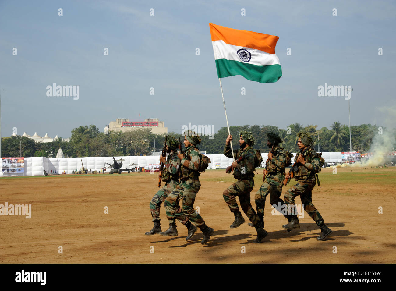 Indian Army High Resolution Stock Photography And Images Alamy
