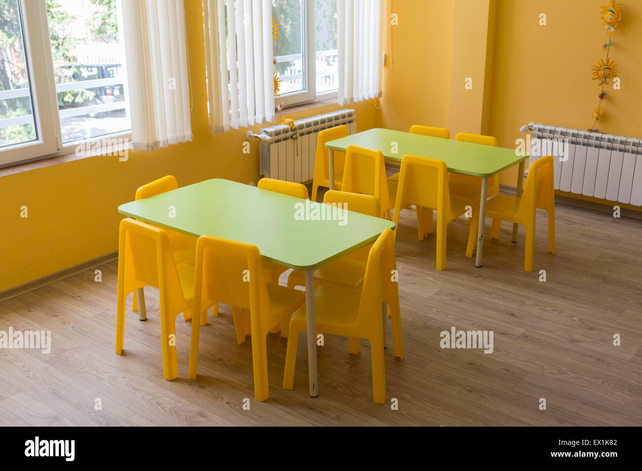 Kindergarten Classroom Kids Stock Photos Amp Kindergarten