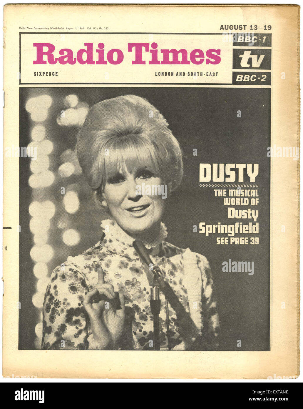 Image result for dusty springfield magazine cover