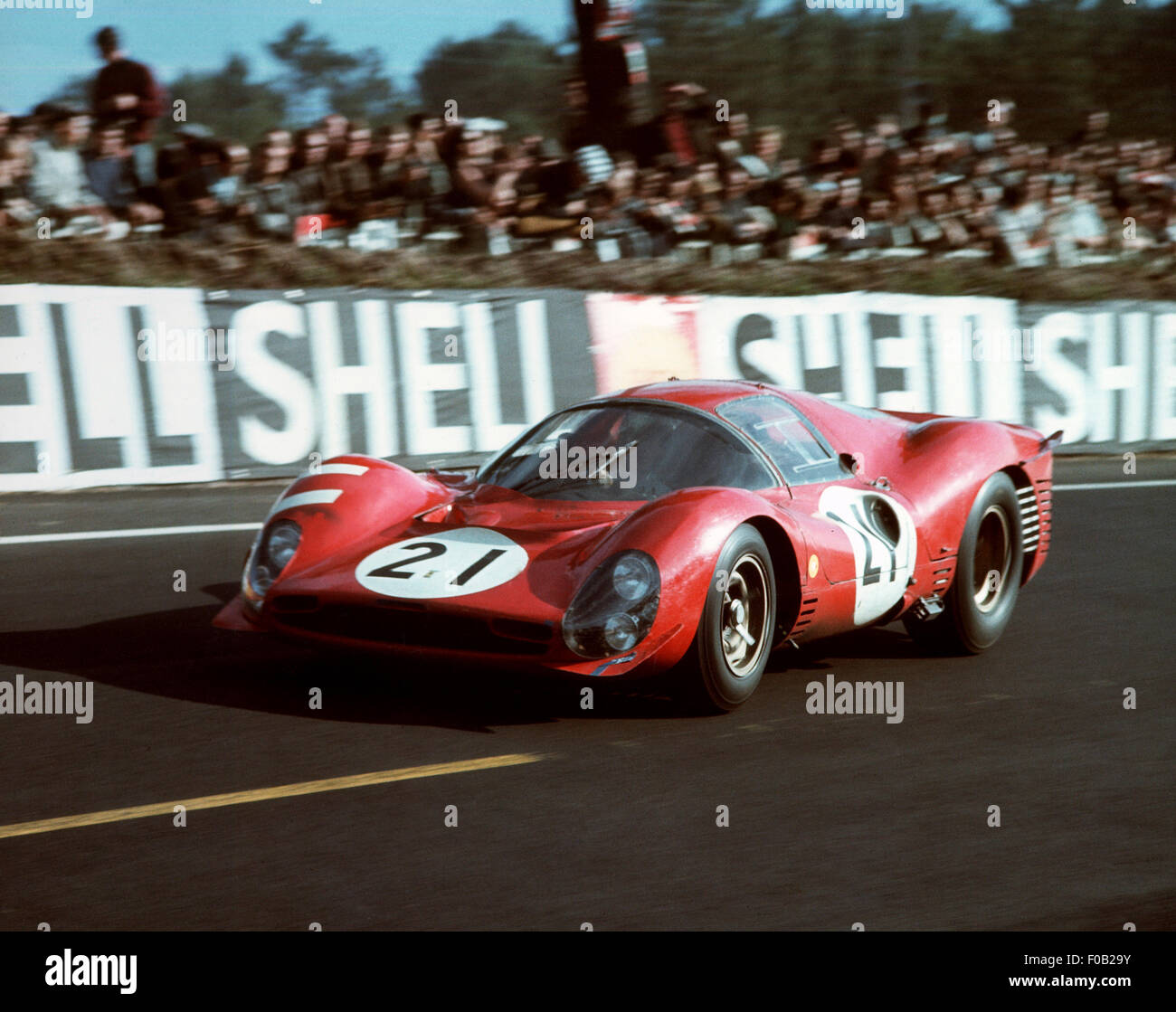 Le Mans 1967 Stock Photo Royalty Free Image 86295159 Alamy