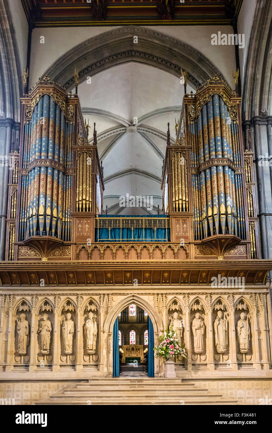 Sacred Heart Rochester Cathedral Organ