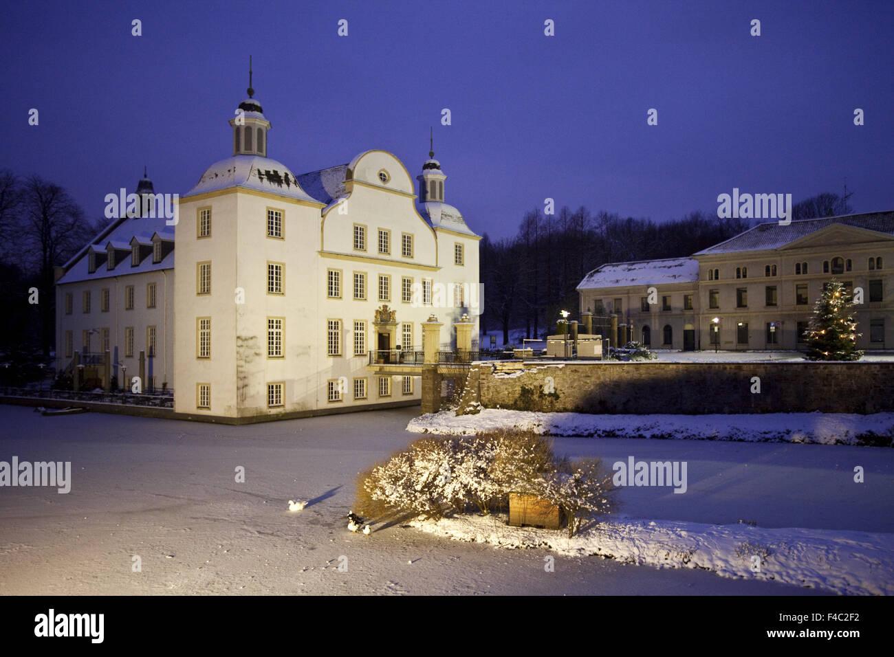 Schloss Borbeck Kirchliche Und Standesamtlliche Trauung