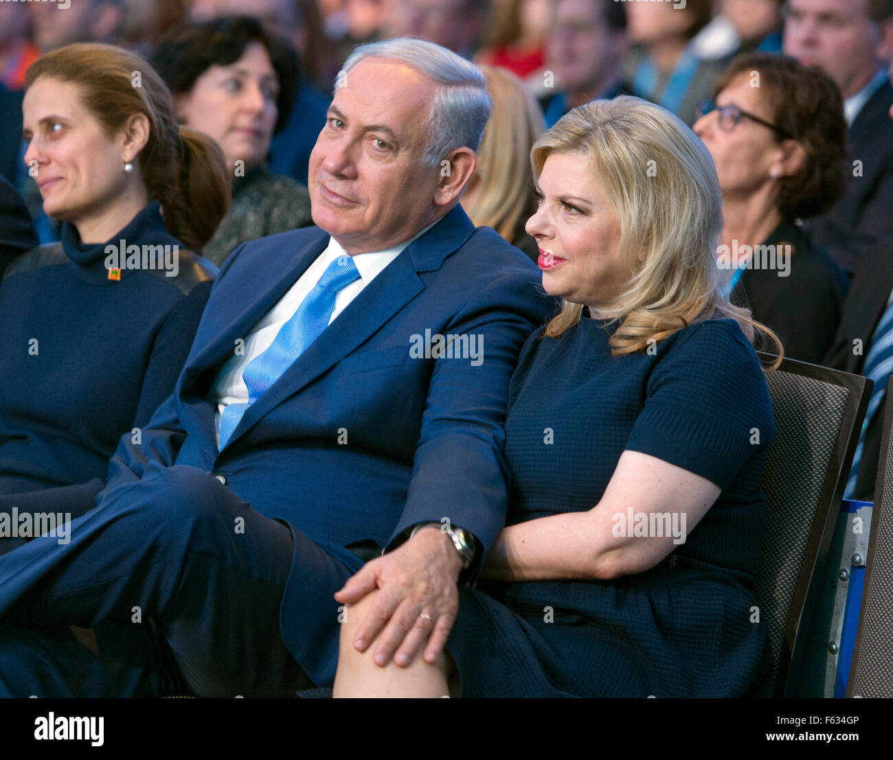 """Résultat de recherche d'images pour """"netanyahu and sara"""""""