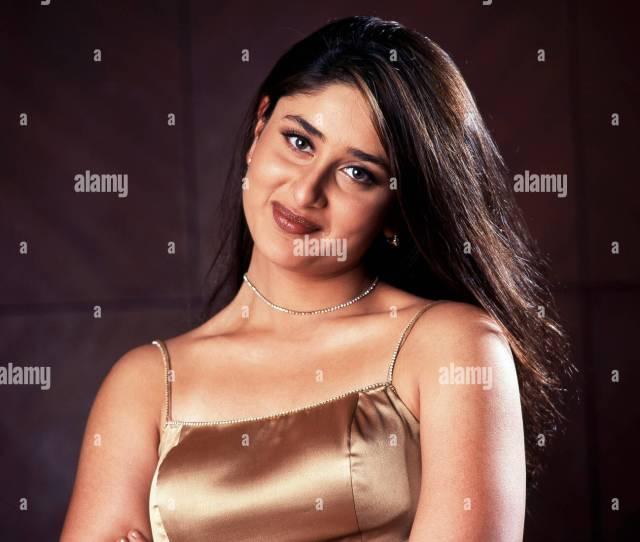Indian Film Actress Kareena Kapoor India Asia 2001