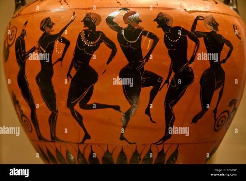 Ancient Greek Vase Painting Download Wallpaper Full Wallpapers