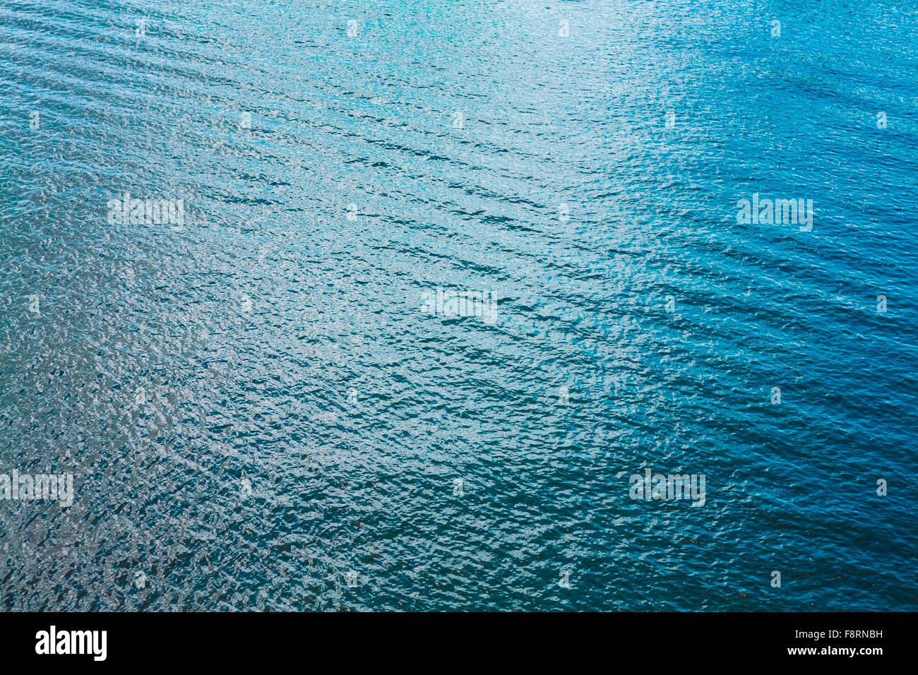 Sea Ocean River Lake Blue Ripple Surface Water Background