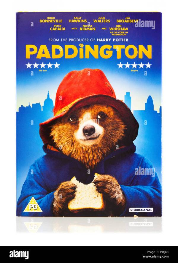 paddington bear film # 77