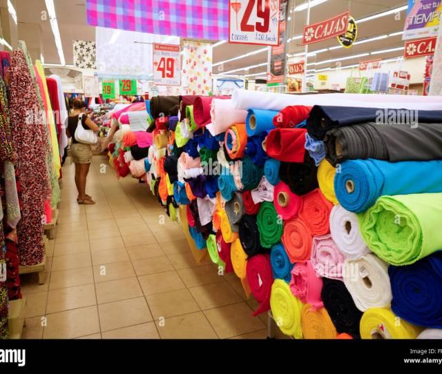 Modatelas Fabric Store In Acapulco Mexico