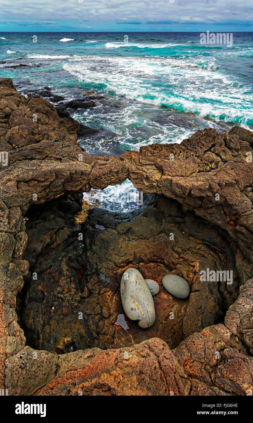 Lava Rock Landscape Stone