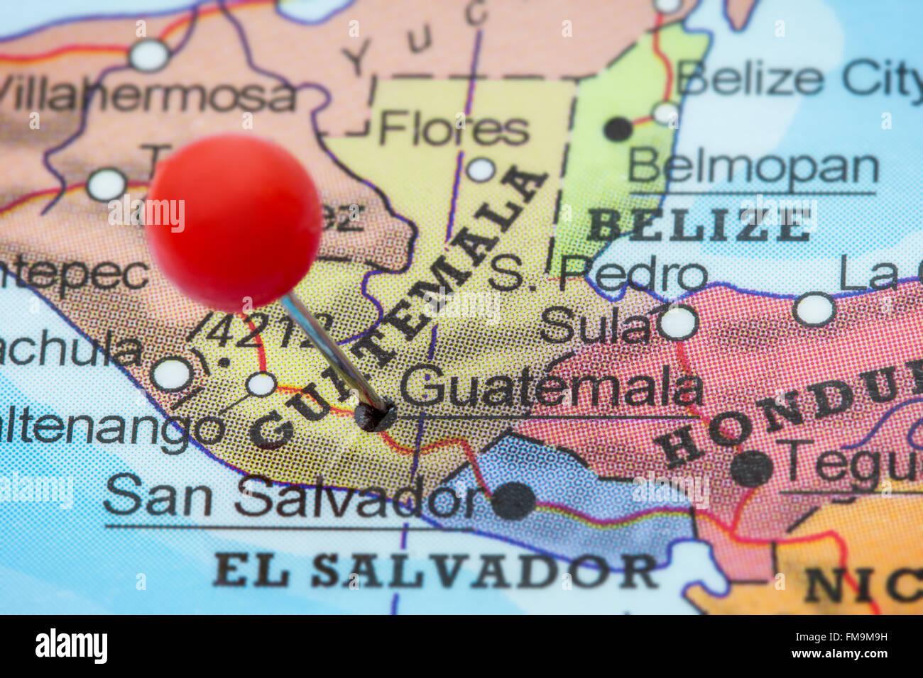 Advertisement guatemala city map Full HD