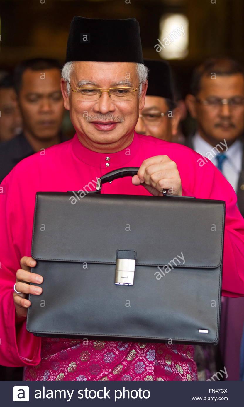 Image result for Minister of Finance Najib Razak