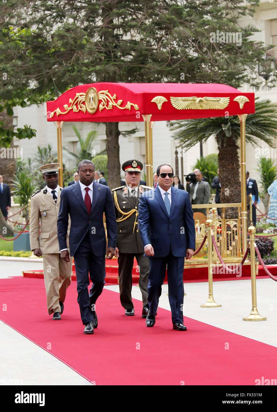 """Résultat de recherche d'images pour """"faure gnassingbé meeting sisi egypt"""""""