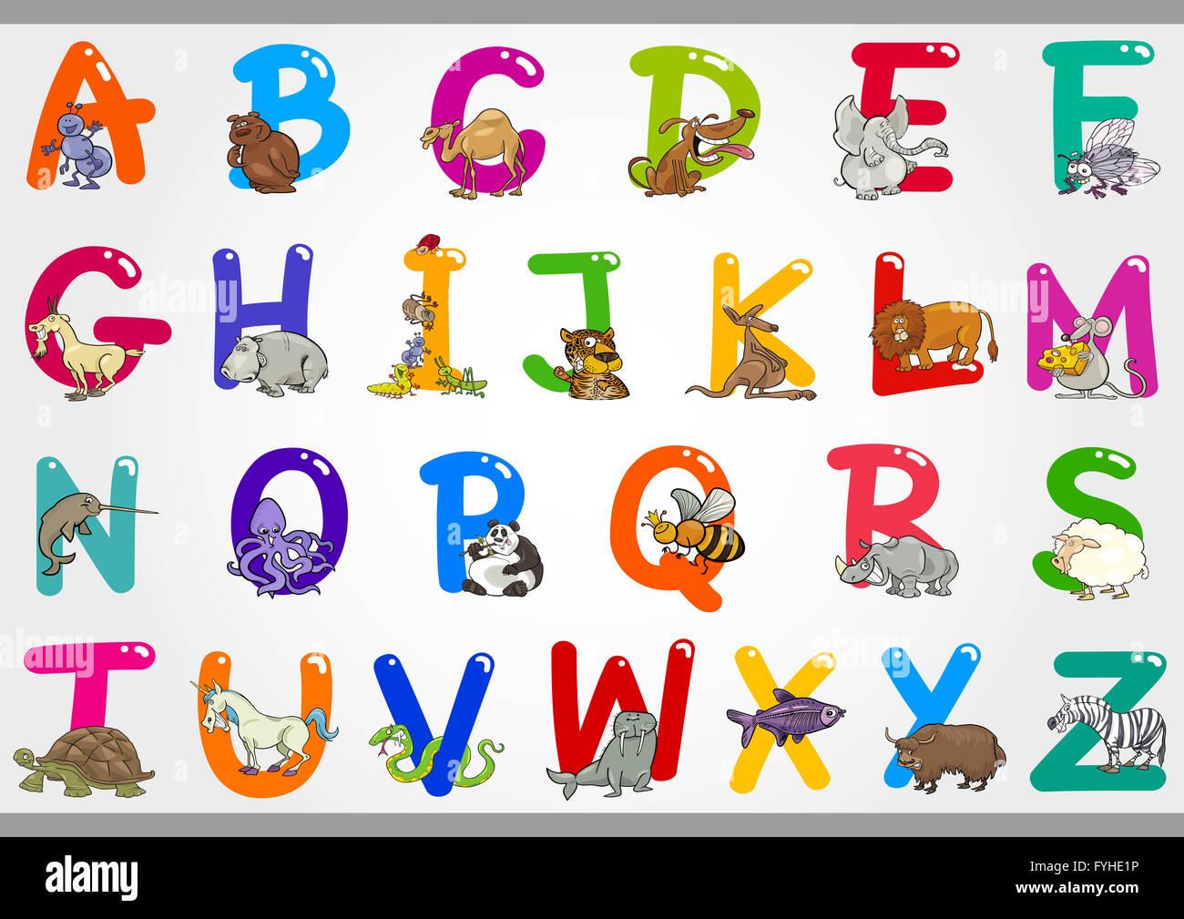 Cartoon Letter Y Stock Photos Amp Cartoon Letter Y Stock