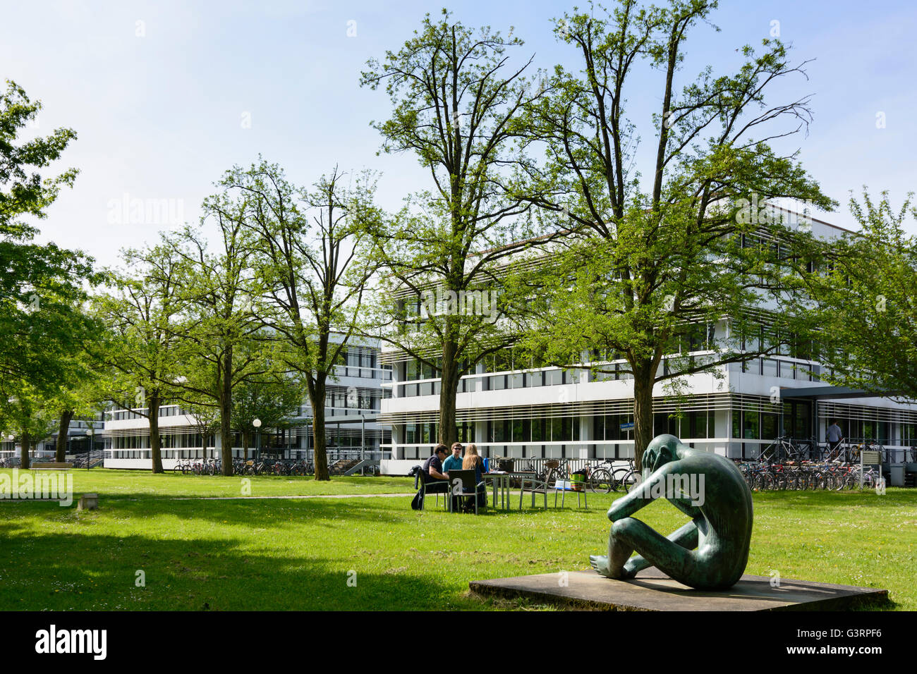 Karlsruhe Institute of Technology ( KIT ), Germany Stock Photo - Alamy