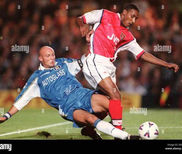 Soccer Fa Carling Premiership Chelsea V Arsenal