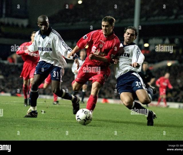 Soccer Fa Carling Premiership Tottenham Hotspur V Liverpool
