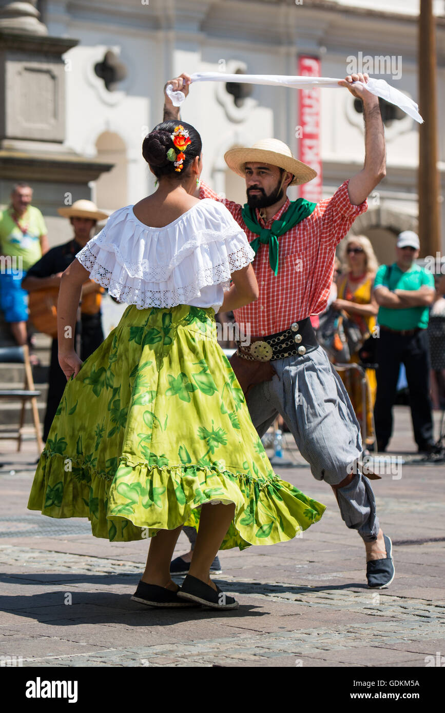 Folklore Argentino Stock Photos Pictures Royalty Free Images