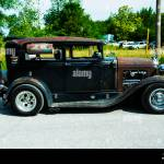 1931 Model A Ford Rat Rod Stock Photo Alamy