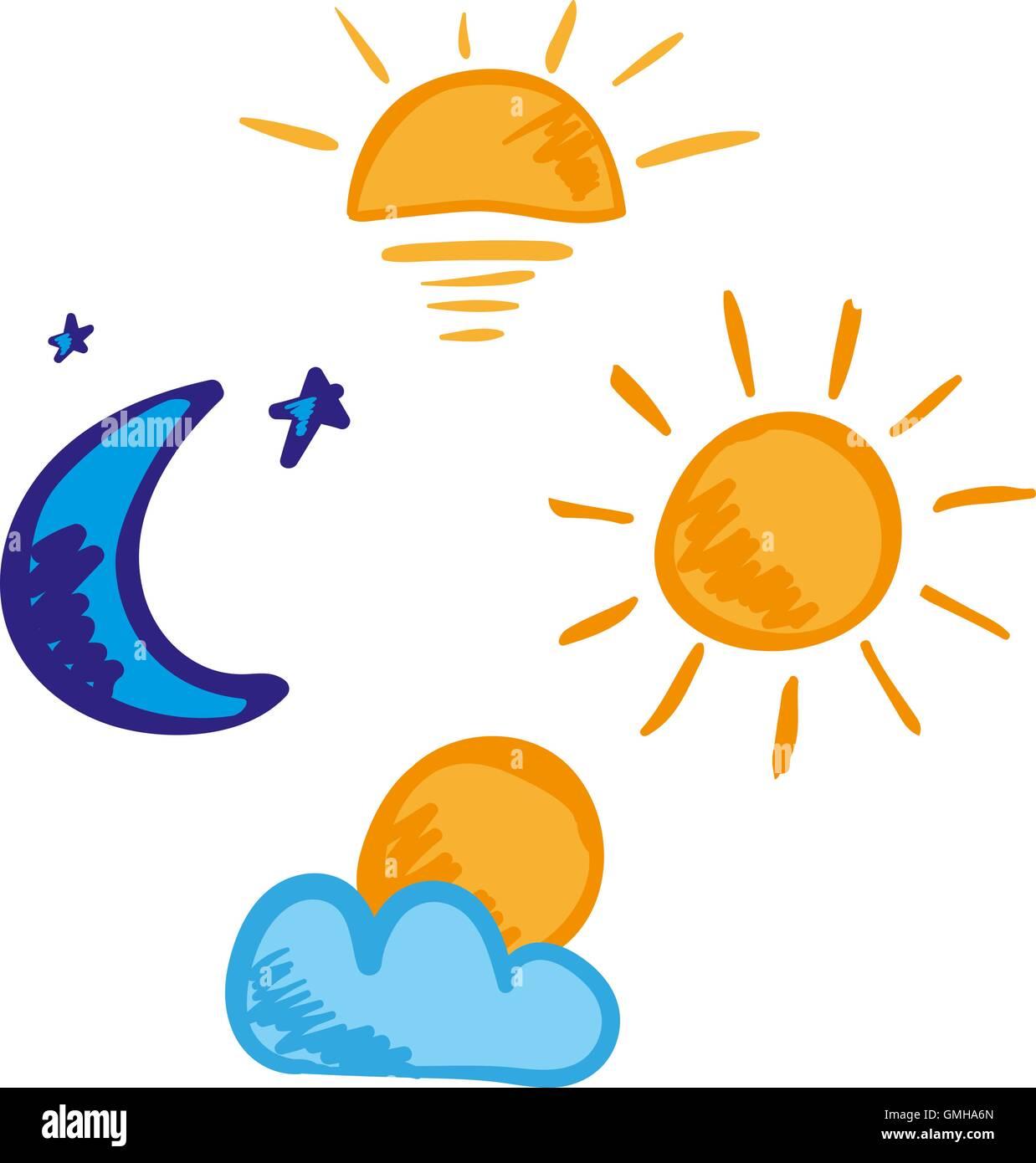 Morning Noon And Night Worksheet