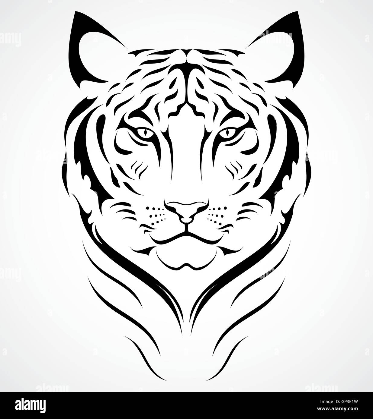 Bengal Tigers Stock Vector Images