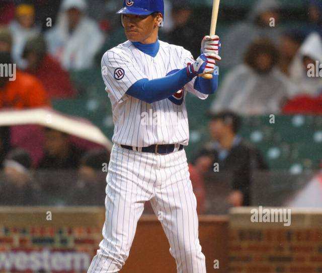 May 14 2011 Chicago Il Usa Chicago Cubs Right Fielder Kosuke