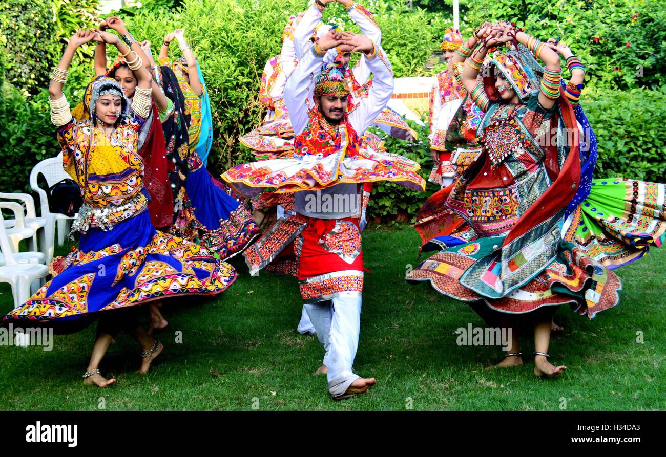 Garba Stock Photos & Garba Stock Images