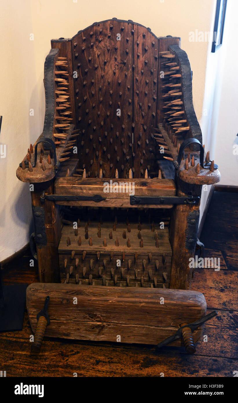 Tramp Chair Torture