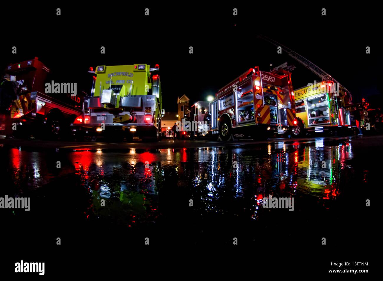 City Fire Department Richfield