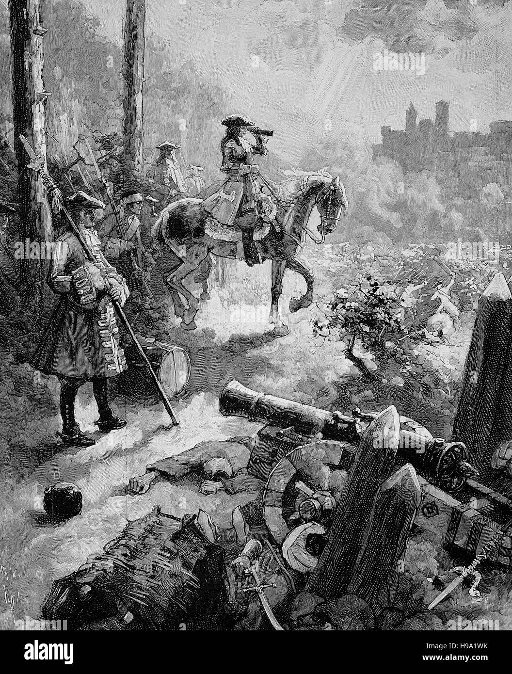 the siege of belgrade in 1717 occurred during the austro venetian ottoman war 1714